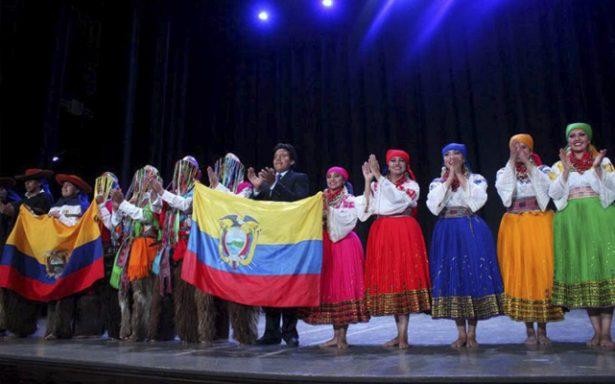"Ñukanchik, de Ecuador inaugura IV festival internacional de danza ""Patricia Aulestia"""