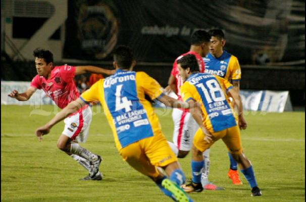 Atlético de San Luis empata con Potros UAEM