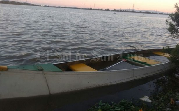 Dos personas ahogadas al voltearse una canoa en Villa de Pozos
