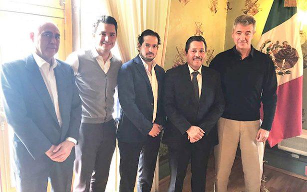 Consejero Delegado del Atlético de Madrid en SLP