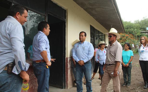 Se mejorará vía de acceso a la comunidad de El Rodeo