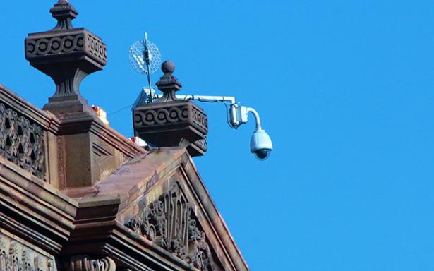 San Luis Potosí con videocámaras… que no funcionan