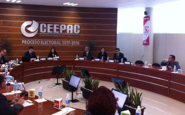 Tres nuevos consejeros rinden protesta en Ceepac
