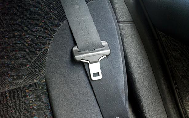 Falta de cinturón de seguridad, principal causa de infracción