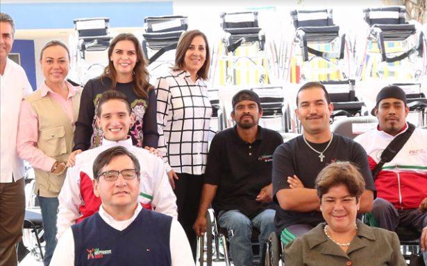 SLP ejemplo nacional en programas de inclusión para personas con discapacidad