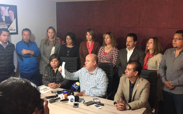 Dona PRD 600 mil pesos para afectados por sismos