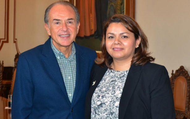 Potosina Dorothy Ruiz es ejemplo de tenacidad y trabajo: JMCL