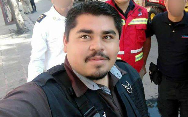 Habrá justicia en caso de fotógrafo Edgar Daniel Esqueda: Gobernador