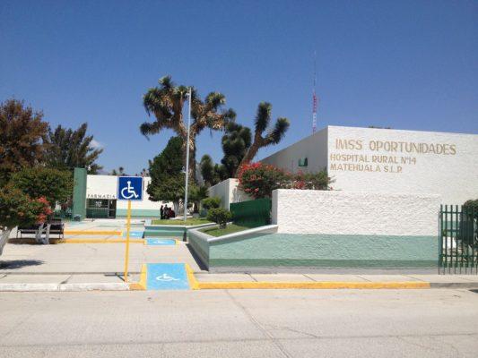 Sigona anuncia entrega de rehabilitación de la Clínica 10 y hospital rural 14 para fin de mes