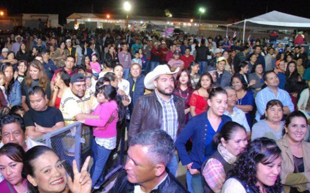 Este domingo concluye la Feria Regional de Villa de Pozos 2017
