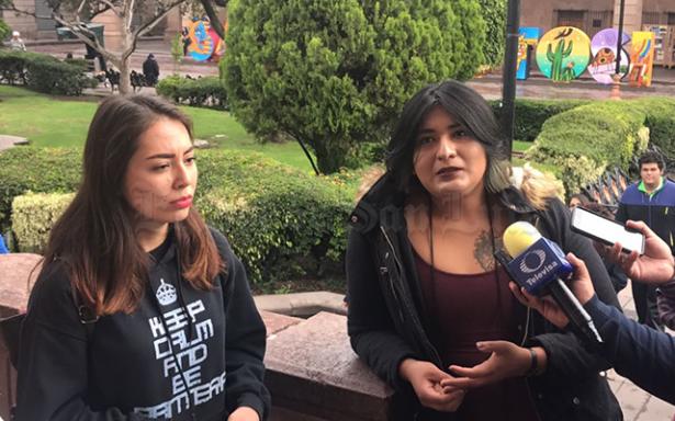 Universitarias denuncian acoso fuera de Facultades