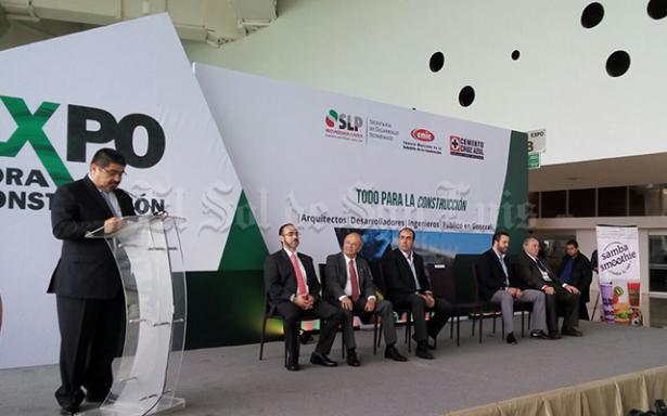Abre evento de Expo Piedra y Construcción que impulsa Sedeco
