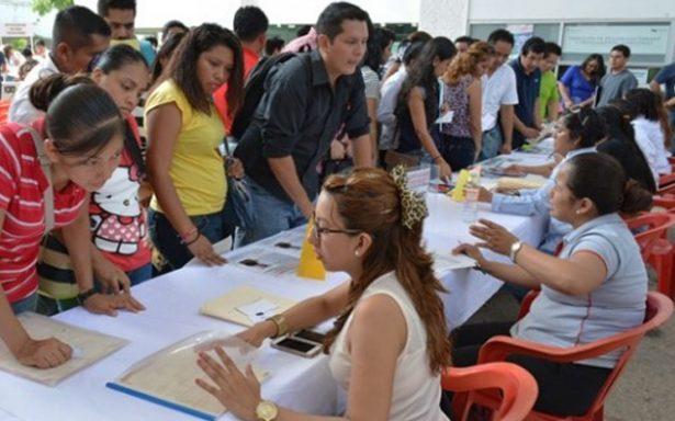 Realizó el Tec de Monterrey su XVIV Feria del Empleo