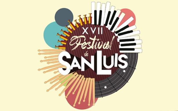 Arranca el 15 de octubre la XVII edición del Festival San Luis