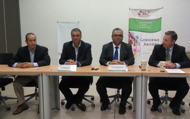 Firman convenio de colaboración Canacintra y CGE