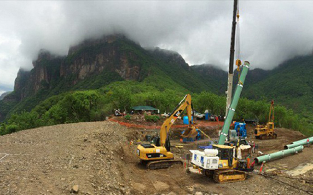 Comunidades indigenas buscan suspension definitiva del gasoducto