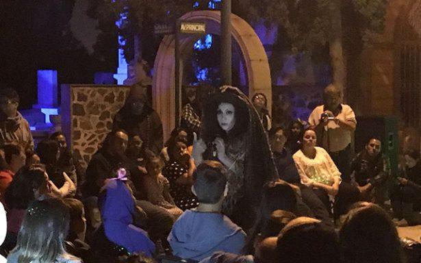 """Invitan al """"recorrido del terror"""" en el Panteón del Saucito"""