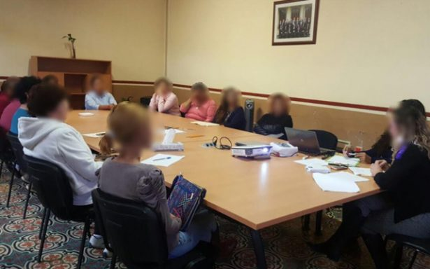 Inicia taller de acompañamiento emocional para mujeres víctimas de violencia