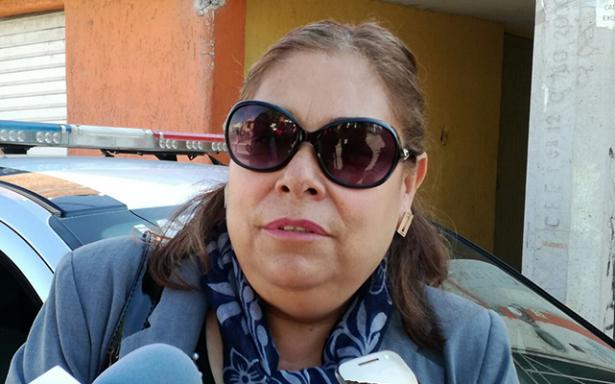 Jefa de oficina municipal de Reclutamiento, Marisela Solano Alvarado.