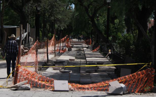 Calzada de Guadalupe lucirá nuevo rostro en este 2017