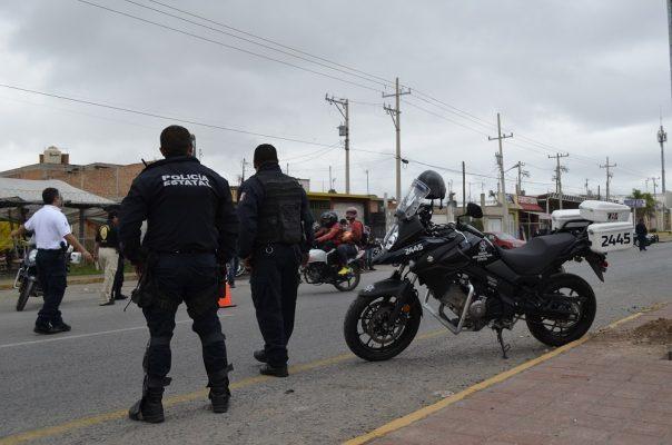 Implementan operativo para los motociclistas