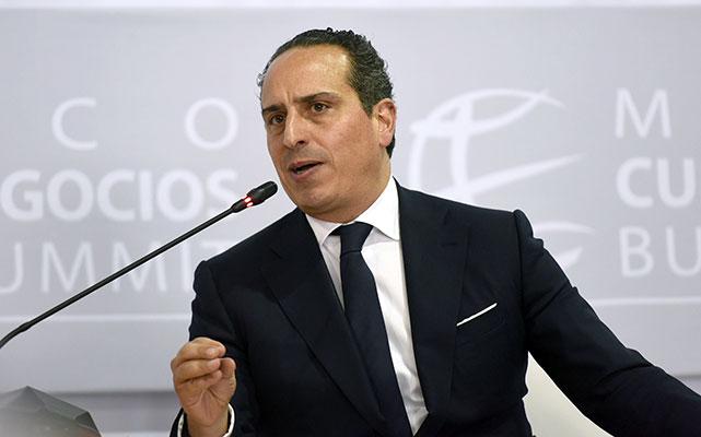 El directivo del Consultivo Estratégico de Negociaciones Internacionales del Consejo Coordinador Empresarial en la renegociación del TLCAN, Moisés R. Kalach