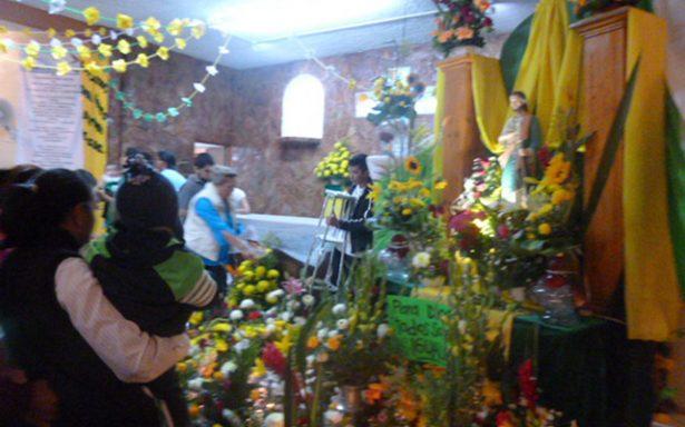 Feligreses preparan novenario en honor a San Judas Tadeo
