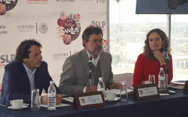 Se presentó en rueda de prensa el XVII Festival de San Luis