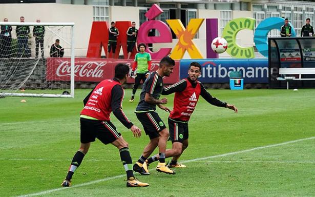 Mañana arriba la selección mexicana a SLP