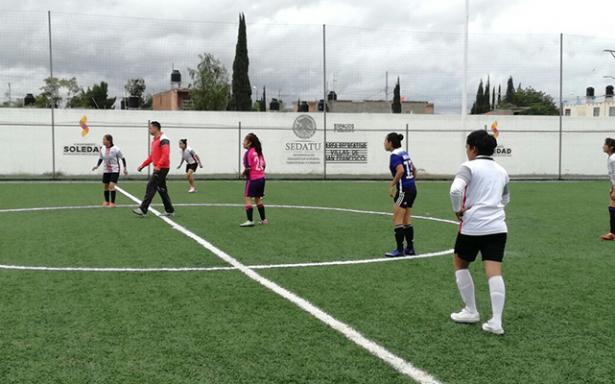 Inauguran Unidad Deportiva en Villas de San Francisco