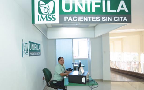 Programa optimiza la atención en el IMSS