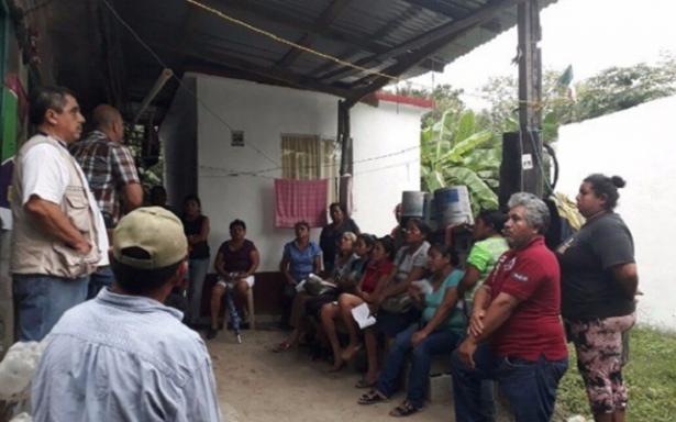 Jornadas de sensibilización para no propagación de dengue y zika