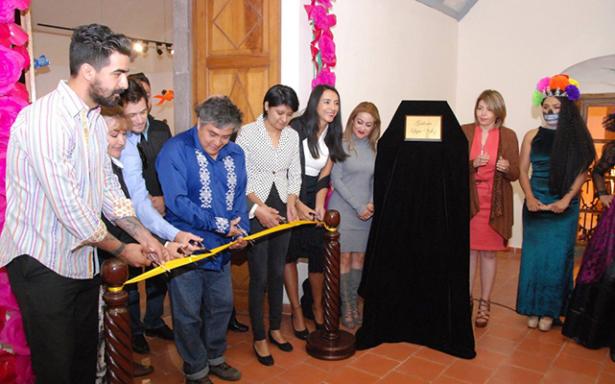 Ayuntamiento rinde homenaje a la actriz potosina Lupe Vélez