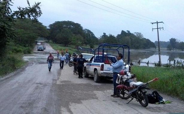 Riesgo de inundaciones en límites de San Luis Potosí con Veracruz