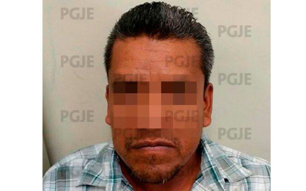 Sujeto es detenido por homicidio, lesiones y daño por culpa