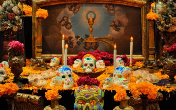 Alista INAPAM concurso de Altar de Muertos