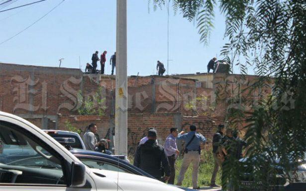 Persecución policíaca tras asalto a tienda