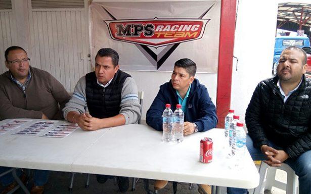 Presentan equipo Mps Racing de 1/4 de milla