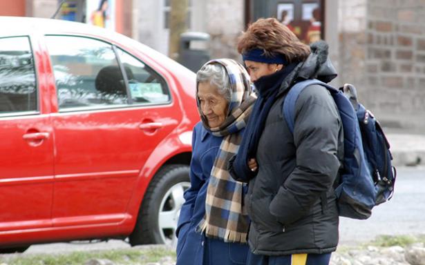 Continuarán las bajas temperaturas en SLP