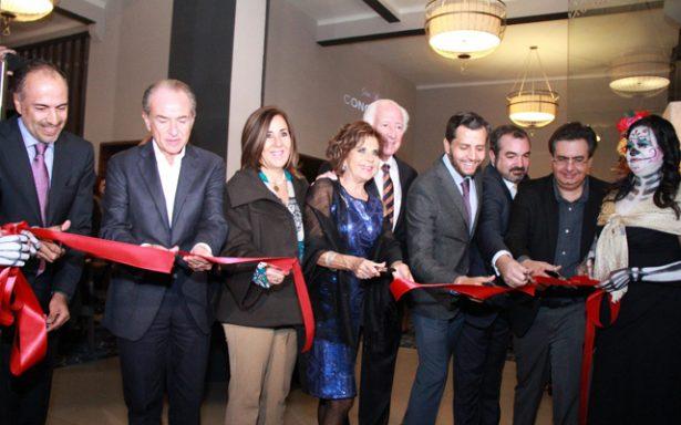 Gran Hotel Concordia abrió sus puertas