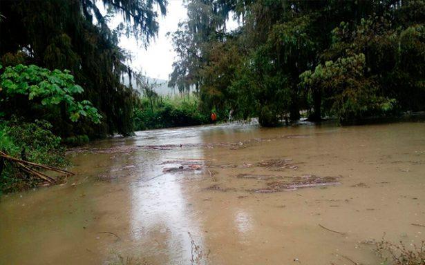 Medidas preventivas ante las lluvias en SLP