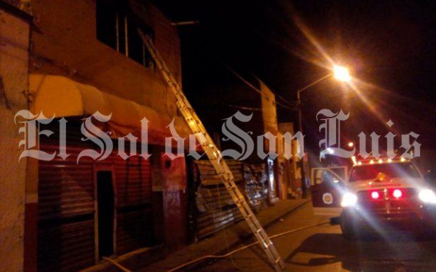 Incendio en Pedro Montoya e Independencia