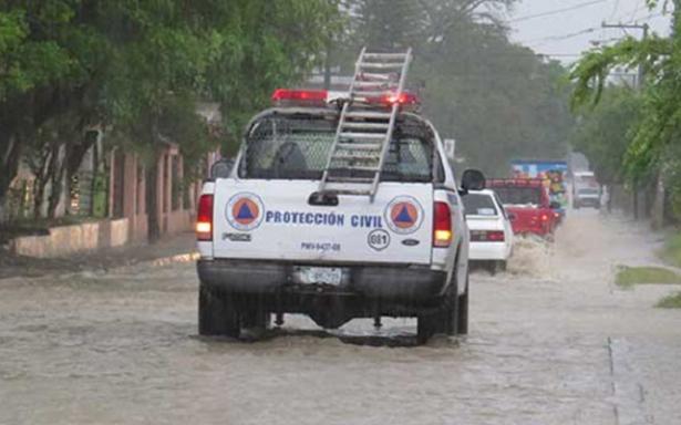 Inversión de 6 millones de pesos para construir un dren pluvial