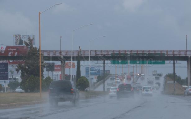 Por recientes lluvias, cierran vialidades a la circulación vehicular