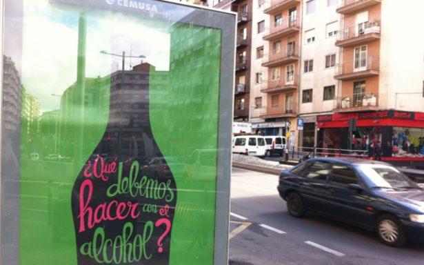 Diseña UASLP y Colsan, mamparas para colocar publicidad urbana