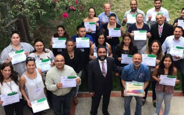 """Instructores de Oficialía Mayor se certifican en el """"Estándar de Competencia ECo217"""""""