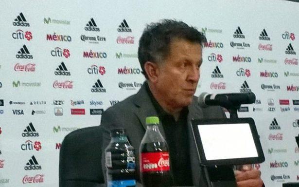 Afición potosina alentó a los muchachos al triunfo: Juan Carlos Osorio