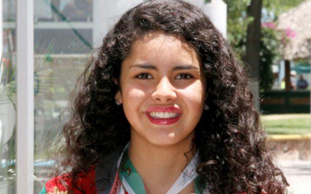 "Potosinas al nacional ""Paola Longoria Girls Camp"""