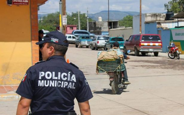 Coordinación policial rinde buenos resultados en la delegación de Bocas