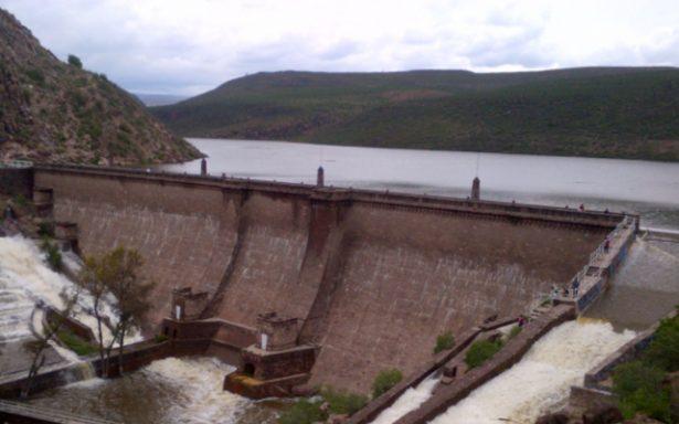 Las presas no captan agua: CNA